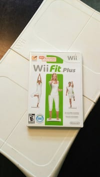 Nintendo Wii/Wii U Fit Plus & Balance Board New Westminster, V3M 3Y3
