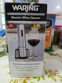 Waring Electric Wine Opener Brooklyn, 11228