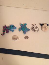Beautiful assorted magnets North Vancouver, V7L 2L5