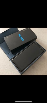 UNLOCKED SAMSUNG NOTE 8 WITH THE BOX NEW CONDITION 64GB Milwaukee, 53221