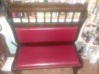 Two high back bench bar sets. Silver Spring, 20906
