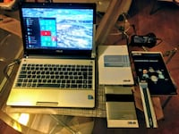URGENT must go by 16 Dec - Asus notebook  Greater London, NW1 6UB