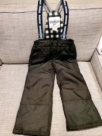 Oshkosh snow pants, size 7