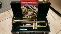 Olds Trumpet with case Chesapeake, 23322