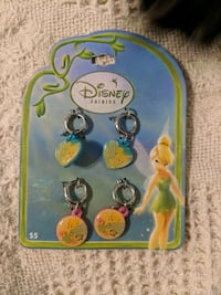 Disney Tinkerbell Earrings North Bergen, 07047