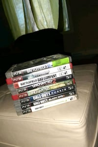 Ps3 games will trade all these for a gta 5 for ps4 Niagara Falls, L2G 4G3