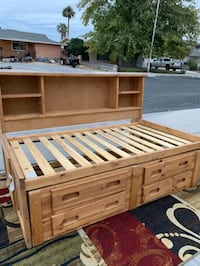 Captain Twin Bed, Free Delivery 2055 mi