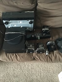 Samsung 5.1 Home Theatre System with Digital AV Receiver plus speakers