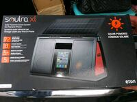 Soulra XL Solar Powered Sound system by Etón Virginia Beach, 23451
