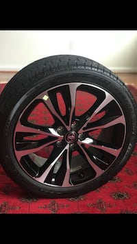 Corolla rims and tires Annandale, 22003