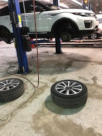 Winter Tire Change, Brakes Montréal
