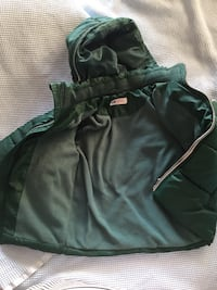 Green H&M winter coat 2-3 years boys  Montréal, H4B 1R8