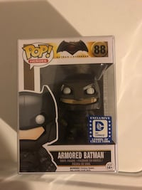 FUNKO POP ARMORED BATMAN DC COMICS