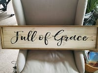 Full of Grace wall art North Las Vegas, 89084