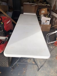 "Folding table - 30"" by 95"""