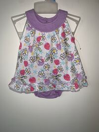 3-6 month girl outfit  Wichita, 67202