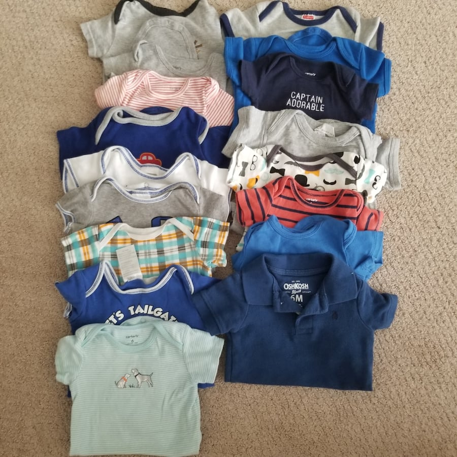 Baby clothes 0