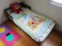 Toddler Bed Silver Spring