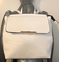NWT Call It Spring White Backpack Purse Lancaster, 93536