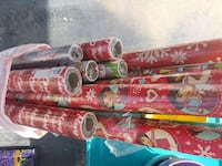 Christmas wrapping paper Palm Springs, 92264