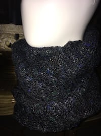 Never worn Infinity scarf by KENSIE colours blues greys & purple