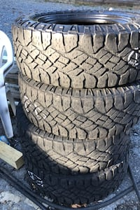 Tires275/65/18 they will pass inspection and no plugs or patches Mount Airy, 21771