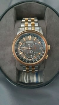 Citizen eco drive mens watch Selkirk, R1A 2G1