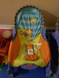 Fisher Price Newborn to Toddler Rocker  Mississauga, L4Z