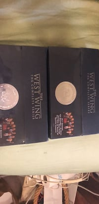 (2)  sets The West Wing the complete series 45  Discs New York, 11411