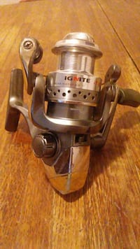 stainless steel Ignite fishing reel Creswell, 97426