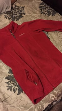 Medium red Columbia Jacket Piedmont, 29673