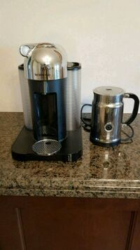 Nespresso Vertuoline with Milk frother Vaughan, L4L 8J7