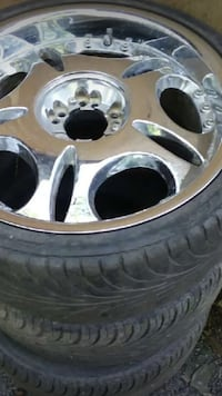 20in chrome rims Harpers Ferry, 25425