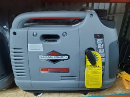 New Briggs & Stratton generator inverter