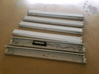 6 Fluorescent Light Cabinets with 3 Transformers Roswell, 30075