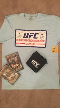 UFC items package