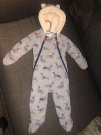 6-12 month Cosy All In One Pram Suit Omaha, 68137