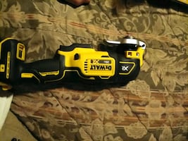 DeWalt multitool xr