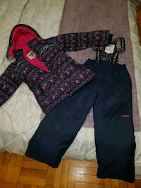 black and red long-sleeved shirt and pants Toronto, M8Y 2T7