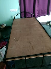 rectangular brown wooden table with chairs Bengaluru, 560056