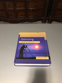Surveying Principles & Applications Collage Text Book 3481 km