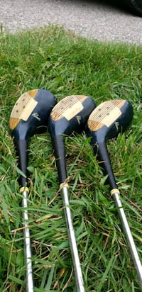old wooden clubs Barrie, L4N 0X4