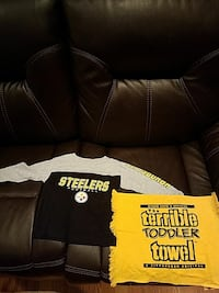 Toddler (4T) Steelers long sleeve Pittsburgh, 15226