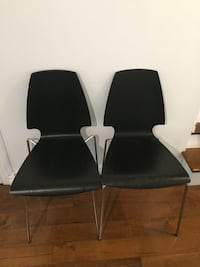 Pair of IKEA Chairs $20 for each ,$30 for both 奥克维尔, L6H 6E2