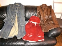 women's assorted clothes 3478 km