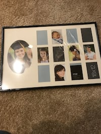Picture frame for each year of school Monitor, 48706