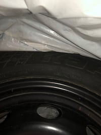 Winter Tires and Rims 185/65R15