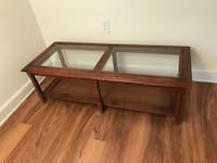 Coffee Table With Glass Top Alexandria, 22304