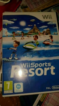 Wii Sports Resort spill Nintendo Wii  Oslo