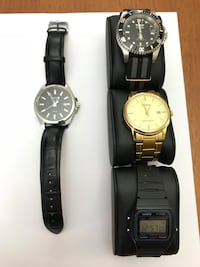 4 watches for $60 Herndon, 20170